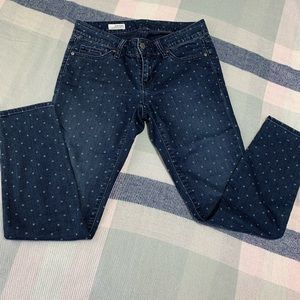 GAP Polka Dot Jeans.